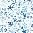 Winter seamless background. — Imagens vectoriais em stock