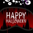 Happy Halloween. — Stock Vector