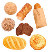 Assorted bread — Stock Photo