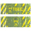 Toxic backgrounds — Stock Vector #14211081