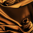 Gold silk background — Stock Photo #25406325