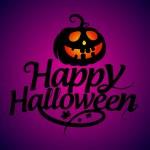 Halloween card. — Stock Vector #27591091