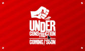 Under construction design. — Stock Vector