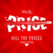 Kill the prices design — Imagen vectorial