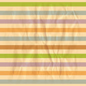 Retro striped background — Vector de stock