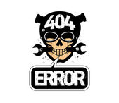 404 error, page not found design. — Stock Vector