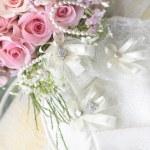 Wedding rings. — Stock Photo #44084179