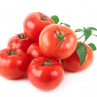 Stock Photo: Tomatos