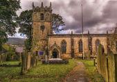 Alte Kirche — Stockfoto