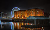 Albert Dock, Liverpool — Stock Photo