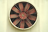 The old industrial fan — Stock Photo