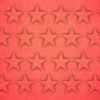 Graphic Design (Vintage Background) USA. Red background. — Stock Photo