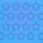 Graphic Design (Vintage Background) USA. Blue background. — Stock Photo