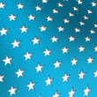 Patriotic Star Background — Stock Photo
