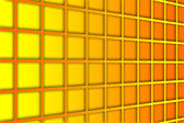 Recurrent square pattern, wallpaper, background. — Stock Photo