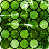 Abstract grungel dots background. Retro poster. — Stock Photo