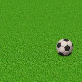 Soccer Wallpaper — Stock Photo