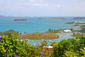 Coastal Islands of Bermuda. — Stock Photo