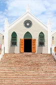 St Peters Anglican Church, St George's, Bermuda — Stock Photo