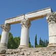 Постер, плакат: Ancient ruins of Corinth Greece