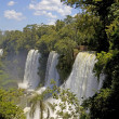 Iguazu falls, Argentina, South America — Stock Photo