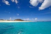 Clarence Bay, Ascension Island, Atlantic Ocean Island. — Stock Photo