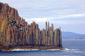 Dramatic Tasmanian Coastline, Tasmania, Australia — Stock Photo