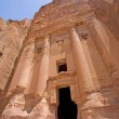 Stock Photo: Urn Tomb, Petra, Jordan.