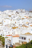 The Pueblo Blanco or white village of Vejer de la Frontera, Andalusia, Spain. — Stock Photo