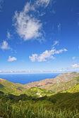 Landscape of St Helena Island. — Stok fotoğraf