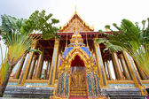 Part of the Thai Grand Palace, Bangkok, Thailand, South East Asia. — Stock Photo