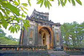 One of the buildings from the Tu Duc Tomb, Hue, Vietnam, South East Asia. — Stock Photo