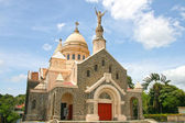 St. Louis Cathedral, Fort-de-France, Martinique — Stock Photo