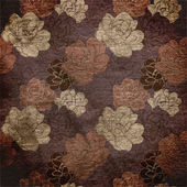 EPS10 vintage floral background — Stok Vektör