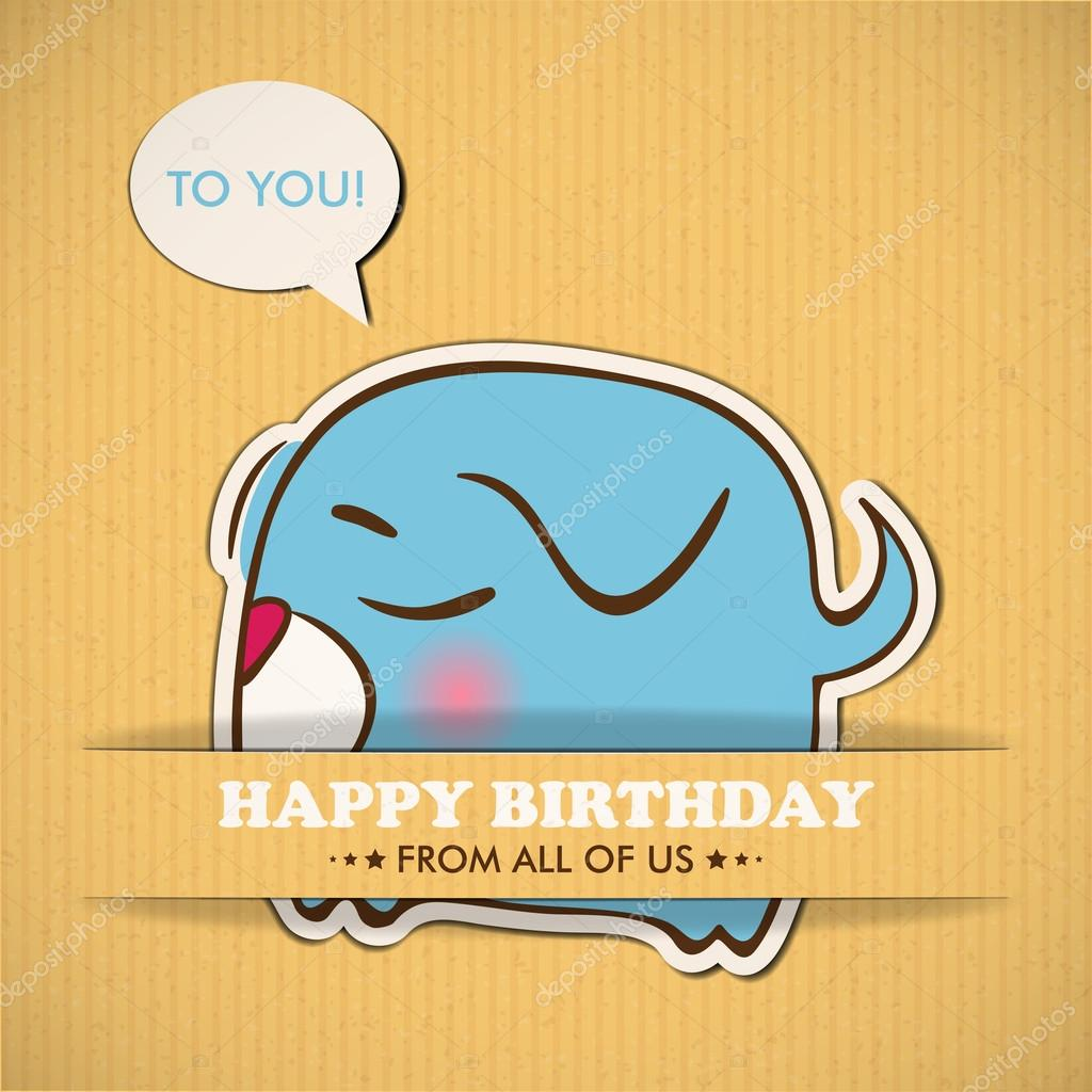 Showing post media for Happy birthday funny dog cartoon – Happy Birthday Cards with Dogs