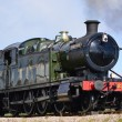 Vintage Steam engine - Stockfoto