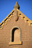 Church Roof Peak — Stock Photo