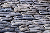 Large Cobblestones — Stock Photo
