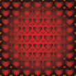 Background, seamless pattern, hearts — Stock Vector