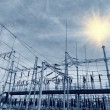 Power production facilities in CHINA — Stock Photo #28602803