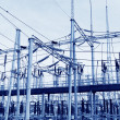 Stock Photo: Substation