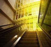 Escalator — Stock Photo