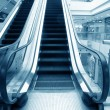 Mall escalator — Stock Photo