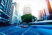 Brisbane city street — Stock Photo