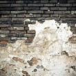 Old brick wall — Stock Photo #34340891