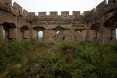 Fortezza di grande muraglia di cina — Foto Stock