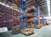 Factories, warehouses — Stock Photo