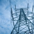 Foto Stock: Electricity tower