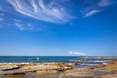 Sunshine Coast Queensland coastline — Stock Photo