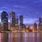Australia, Brisbane Urban Landscape — Stock Photo #43655675